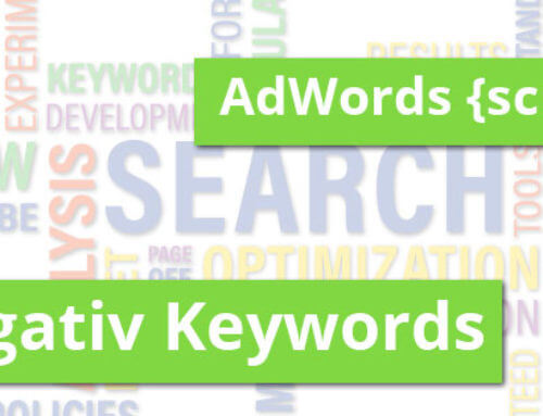 [Google Ads Script] Automatically exclude keywords in ad groups