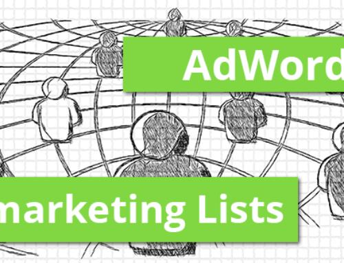Remarketing Listen (RLSA) für die AdWords Suche